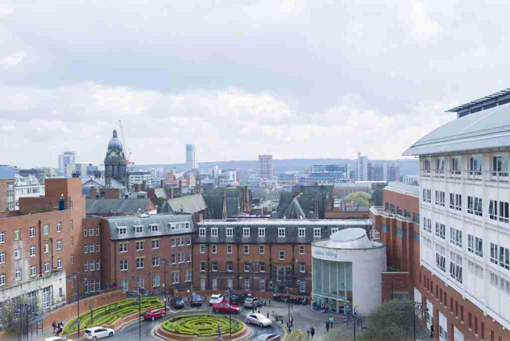 The Leeds Teaching Hospital