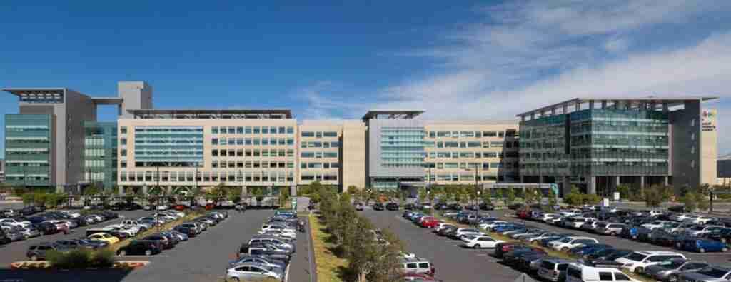 UCSF Hospital